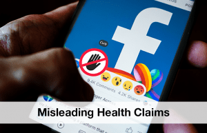Facebook Curbing Sensational Health Claims