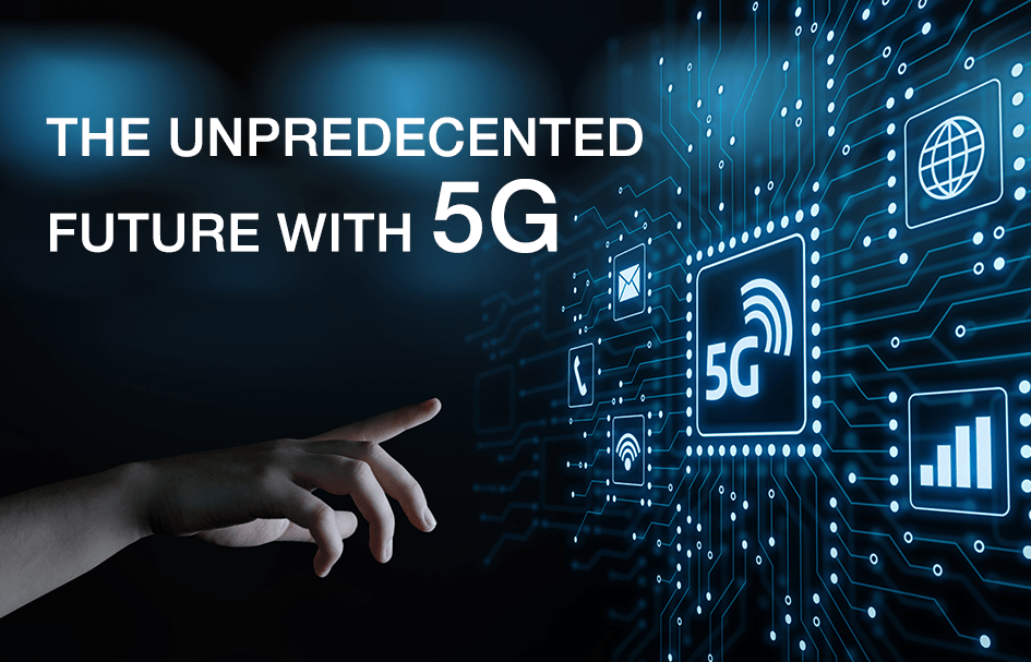 the future with 5G technology